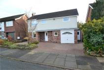 Detached property in Cromley Road, High Lane...