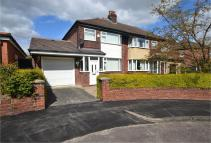 Beauvale Avenue semi detached property for sale