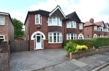 Offerton Drive semi detached property for sale