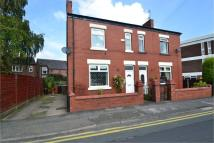 semi detached house in Chester Road...