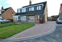 3 bedroom semi detached home in Dunster Close...