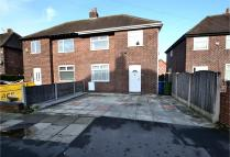 3 bed semi detached house in Clarendon Road...