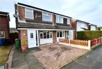 3 bed semi detached home for sale in Siskin Road, Offerton...