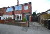 semi detached property for sale in Lowndes Lane, Offerton...