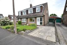 3 bedroom semi detached home for sale in Bolton Avenue...