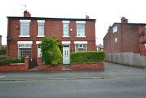 semi detached house in Hazel Street...
