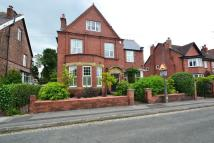 Detached property in Queens Road, Hazel Grove...