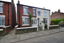 2 bed semi detached house in Argyle Street...