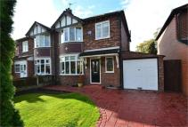 3 bed semi detached property for sale in Chatsworth Road...