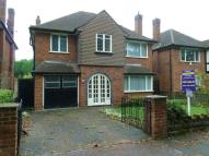4 bed Detached property for sale in Wake Green Road, Moseley
