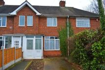 Terraced home for sale in Shaftmoor Lane...
