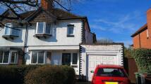 3 bedroom semi detached property to rent in Longmore Road...