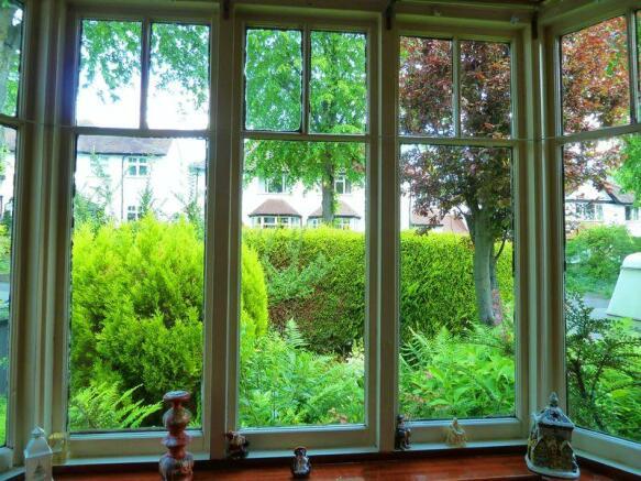 Front Bay Window