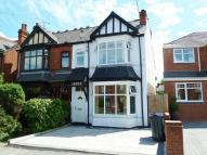 semi detached property for sale in Taylor Road...