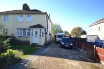 semi detached property for sale in Gordon Road...