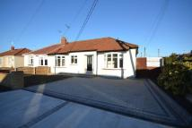 3 bed Semi-Detached Bungalow in Giffords Cross Avenue...