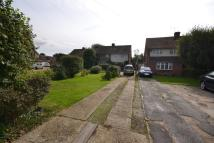 4 bed semi detached house in Stephens Crescent...