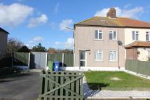 3 bedroom semi detached property in Billet Lane...