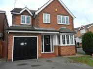 4 bed Detached house in Fieldfare Drive, Worksop