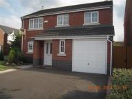 4 bed Detached house in Lindbergh Close, Worksop