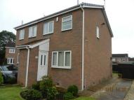 2 bed semi detached home in Pasture Close, Worksop