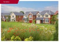 Detached property in The Hollies, Notton...