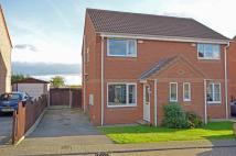 2 bed semi detached home in Hardwick Close, Ryhill...