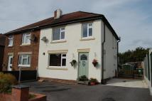 semi detached property in New Row, Kirkhamgate...
