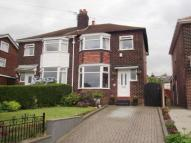 semi detached property in Woodfield Avenue...