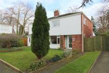 semi detached home for sale in Sharston Crescent...