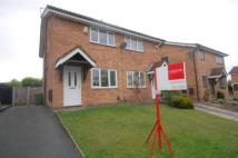 semi detached property in Keepers Close, Knutsford...
