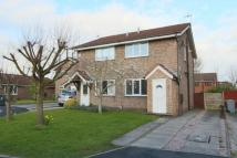 semi detached house for sale in Mardon Close, Knutsford...