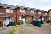 Terraced property in Audley Close