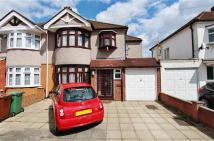 semi detached home to rent in Chestnut Drive, Pinner