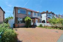 3 bed semi detached house for sale in Taunton Way, Stanmore