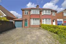 semi detached property to rent in Crowshott Avenue...