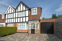semi detached home to rent in Tithe Farm Avenue...
