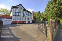 Detached property in Old Church Lane...