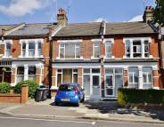 Terraced house for sale in Elvendon Road, London