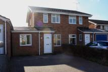 Shelmore Way semi detached house to rent