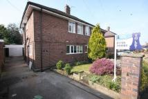3 bed semi detached home in Cocknage Road, Dresden...