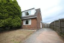 3 bedroom semi detached home in Knowsley Crescent...