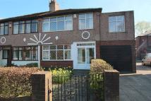 3 bed semi detached property in Bolton Road, Marland...