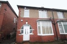 semi detached home in Edenfield Street...