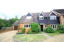 semi detached house in Dove Lane...