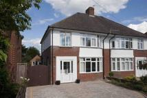 3 bedroom semi detached property in Somerset Road, Salisbury...