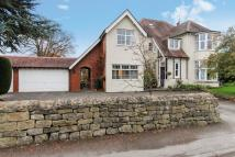 Detached home in Sandy Lane...