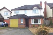 4 bed Detached home in Maple Close, Doveridge...