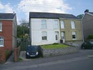 semi detached home to rent in Heol Y Gors, Cwmgors...