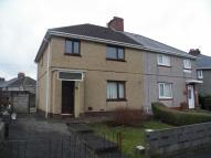 3 bedroom semi detached home in Martin Road, Llanelli...
